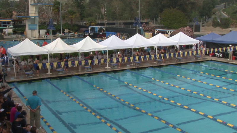 Women's 200 Butterfly Final B - 2012 Mission Viejo Swim Meet of Champions