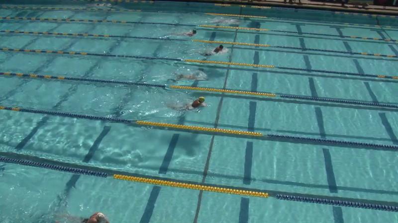 Women's 200 Butterfly Heat 12 - 2012 Mission Viejo Swim Meet of Champions