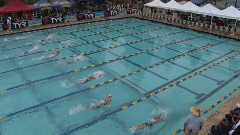 Women's 400 Medley Final C - 2012 Mission Viejo Swim Meet of Champions