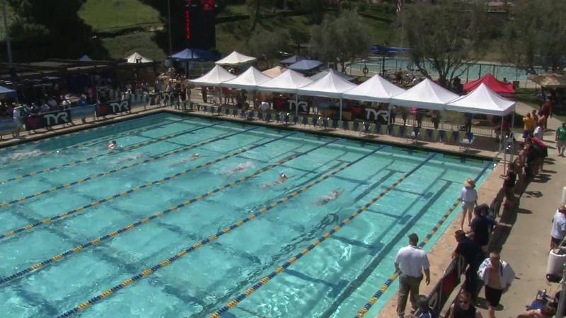 Men's 200 Butterfly Heat 03 - 2012 Mission Viejo Swim Meet of Champions