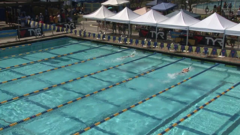 Men's 200 Freestyle Heat 21 - 2012 Mission Viejo Swim Meet of Champions