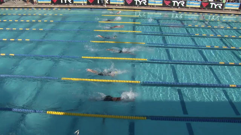 Women's 200 Breaststroke Final C - 2012 Mission Viejo Swim Meet of Champions