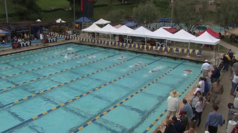 Women's 200 Medley Heat 04 - 2012 Mission Viejo Swim Meet of Champions