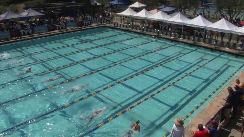 Women's 200 Butterfly Heat 07 - 2012 Mission Viejo Swim Meet of Champions