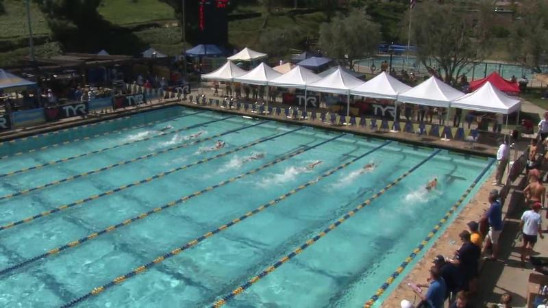 Men's 200 Freestyle Heat 16 - 2012 Mission Viejo Swim Meet of Champions
