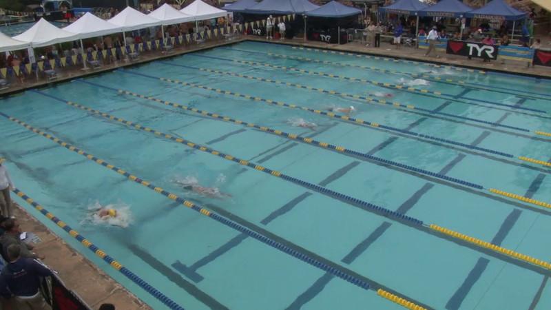 Men's 100 Butterfly Heat 07 - 2012 Mission Viejo Swim Meet of Champions