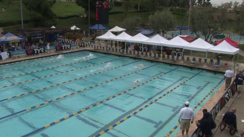 Men's 200 Medley Heat 10 - 2012 Mission Viejo Swim Meet of Champions