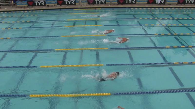 Men's 200 Medley Heat 01 - 2012 Mission Viejo Swim Meet of Champions
