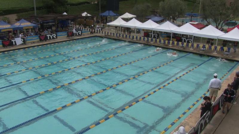 Men's 200 Medley Heat 08 - 2012 Mission Viejo Swim Meet of Champions