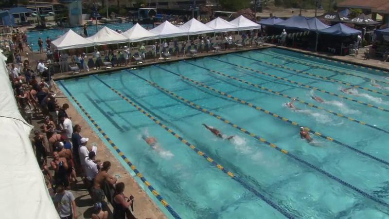 Women's 50 Freestyle Heat 17 - 2012 Mission Viejo Swim Meet of Champions