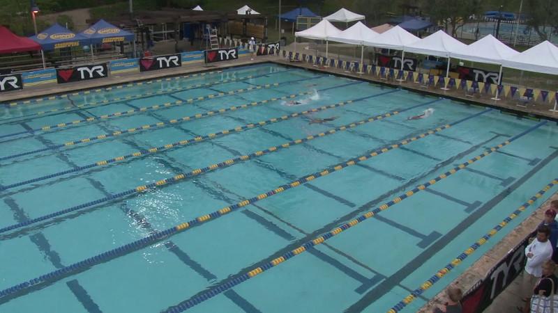 Women's 400 Freestyle Relay Heat 01 - 2012 Mission Viejo Swim Meet of Champions