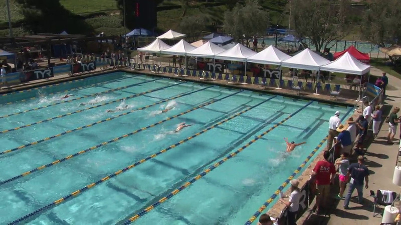 Men's 200 Breaststroke Heat 07 - 2012 Mission Viejo Swim Meet of Champions