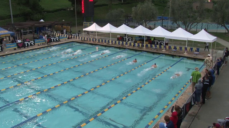 Men's 200 Medley Final A - 2012 Mission Viejo Swim Meet of Champions