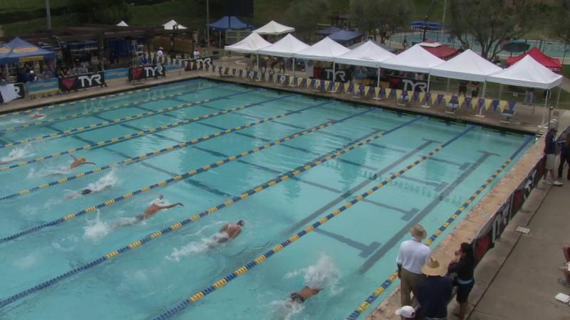 Men's 200 Medley Heat 09 - 2012 Mission Viejo Swim Meet of Champions