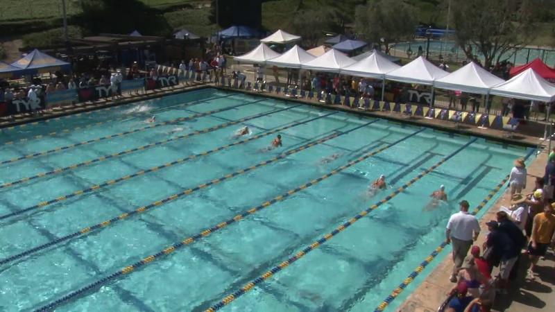 Women's 200 Butterfly Heat 04 - 2012 Mission Viejo Swim Meet of Champions