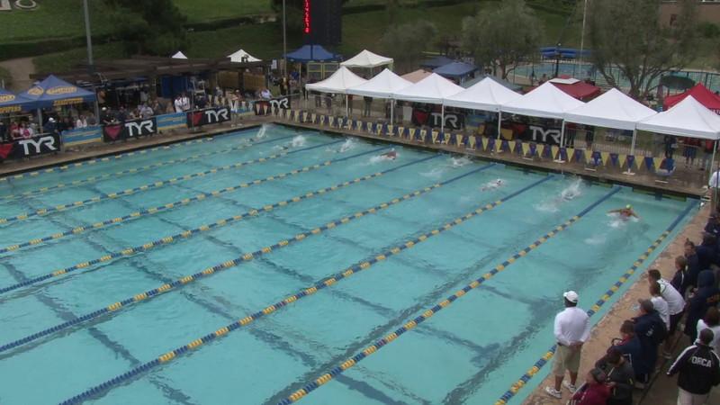 Women's 100 Breaststroke Heat 05 - 2012 Mission Viejo Swim Meet of Champions