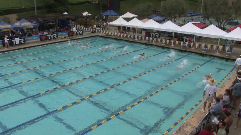 Women's 200 Medley Heat 11 - 2012 Mission Viejo Swim Meet of Champions