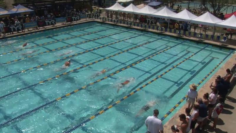 Men's 200 Butterfly Heat 08 - 2012 Mission Viejo Swim Meet of Champions