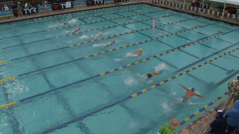 Men's 200 Medley Final C - 2012 Mission Viejo Swim Meet of Champions