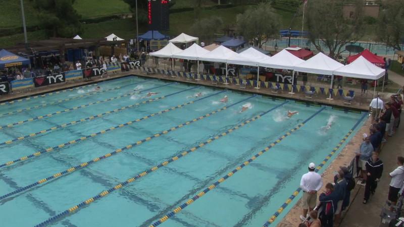 Women's 100 Breaststroke Heat 02 - 2012 Mission Viejo Swim Meet of Champions