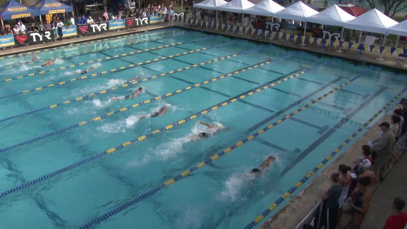 Men's 200 Freestyle Final C - 2012 Mission Viejo Swim Meet of Champions