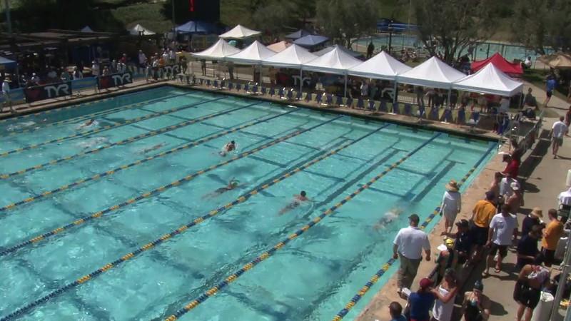 Women's 200 Butterfly Heat 09 - 2012 Mission Viejo Swim Meet of Champions