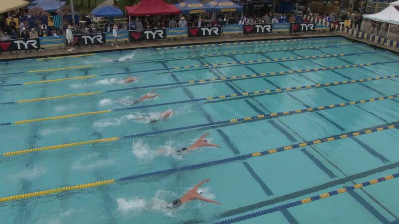 Men's 100 Breaststroke Heat 14 - 2012 Mission Viejo Swim Meet of Champions