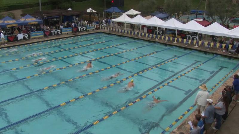 Men's 100 Butterfly Heat 05 - 2012 Mission Viejo Swim Meet of Champions