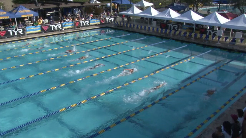 Women's 200 Freestyle Final C - 2012 Mission Viejo Swim Meet of Champions