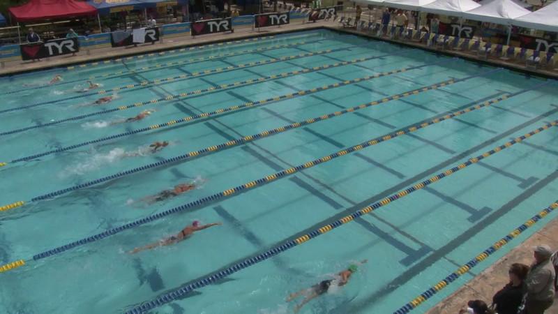 Women's 1500 Freestyle Heat 02 - 2012 Mission Viejo Swim Meet of Champions