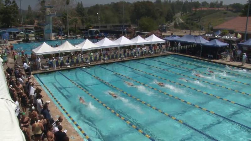 Women's 50 Freestyle Heat 12 - 2012 Mission Viejo Swim Meet of Champions