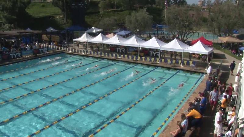Women's 200 Freestyle Heat 14 - 2012 Mission Viejo Swim Meet of Champions