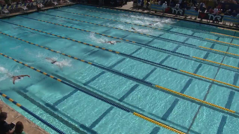 Men's 200 Breaststroke Heat 05 - 2012 Mission Viejo Swim Meet of Champions