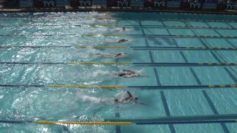 Men's 200 Freestyle Heat 03 - 2012 Mission Viejo Swim Meet of Champions