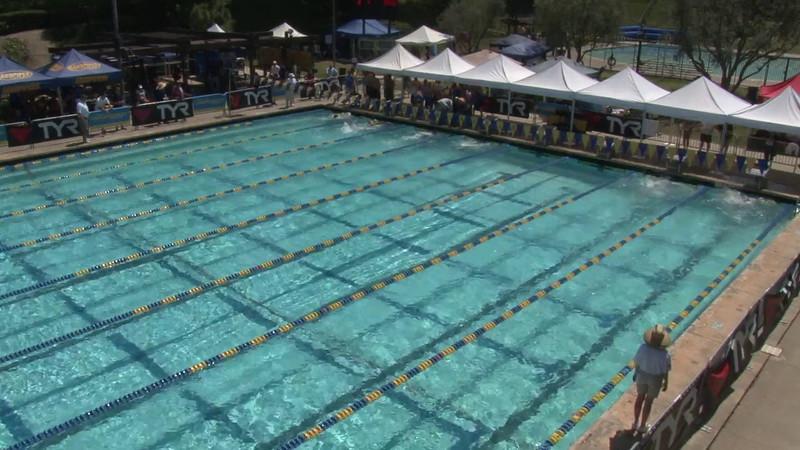 Men's 400 Medley Heat 07 - 2012 Mission Viejo Swim Meet of Champions