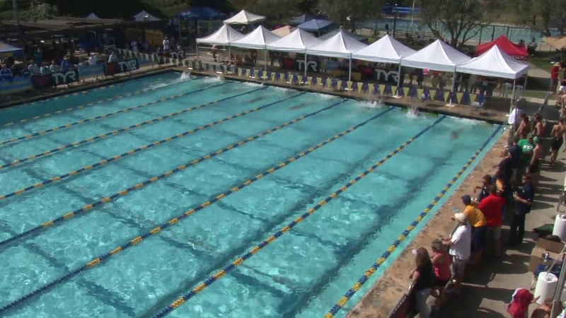 Men's 200 Freestyle Heat 05 - 2012 Mission Viejo Swim Meet of Champions