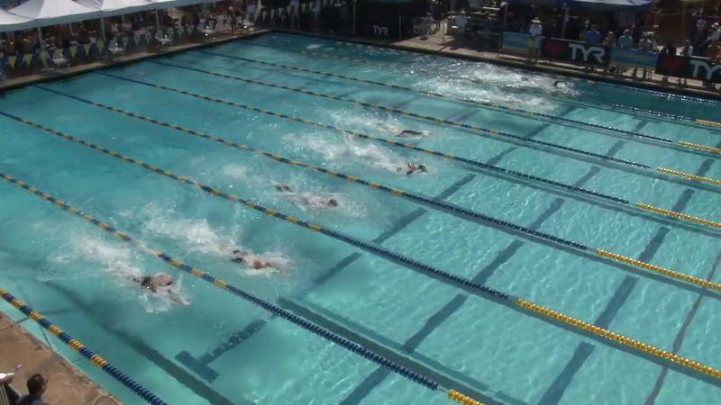 Men's 200 Freestyle Heat 12 - 2012 Mission Viejo Swim Meet of Champions
