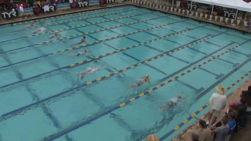 Women's 100 Butterfly Heat 04 - 2012 Mission Viejo Swim Meet of Champions