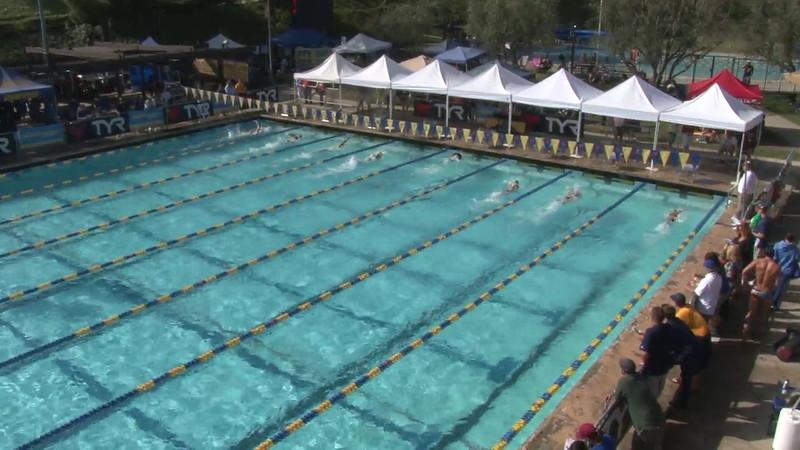 Women's 200 Freestyle Heat 08 - 2012 Mission Viejo Swim Meet of Champions