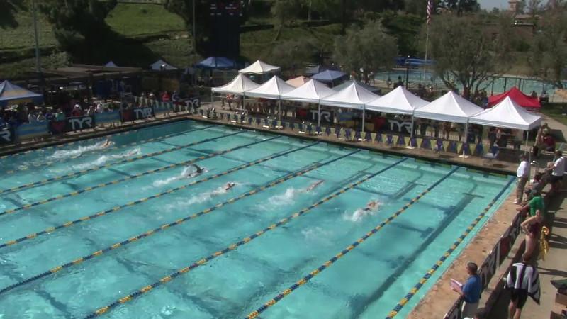 Men's 200 Freestyle Heat 13 - 2012 Mission Viejo Swim Meet of Champions