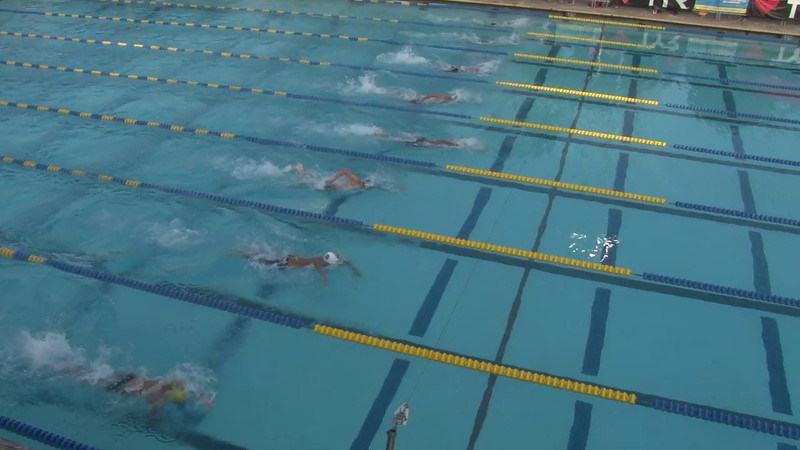 Men's 400 Freestyle Final C - 2012 Mission Viejo Swim Meet of Champions