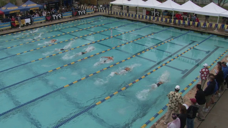Women's 100 Breaststroke Final A - 2012 Mission Viejo Swim Meet of Champions