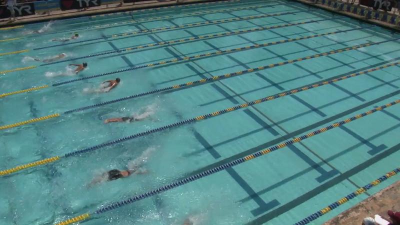 Women's 400 Medley Heat 01 - 2012 Mission Viejo Swim Meet of Champions