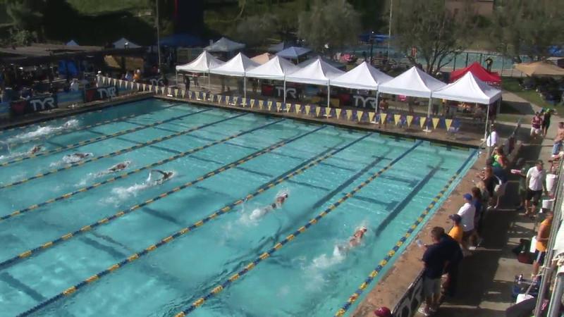Women's 200 Freestyle Heat 09 - 2012 Mission Viejo Swim Meet of Champions