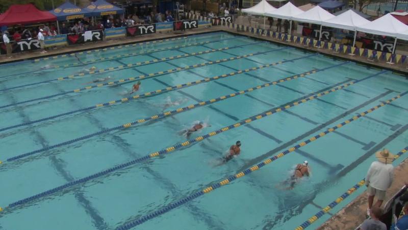 Women's 100 Butterfly Heat 11 - 2012 Mission Viejo Swim Meet of Champions