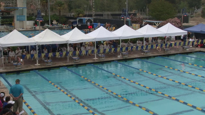 Men's 200 Butterfly Final C - 2012 Mission Viejo Swim Meet of Champions