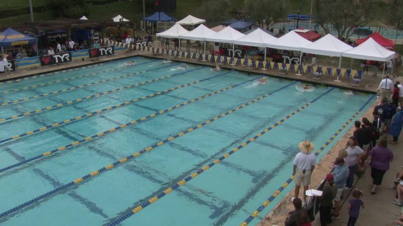 Women's 200 Medley Heat 07 - 2012 Mission Viejo Swim Meet of Champions