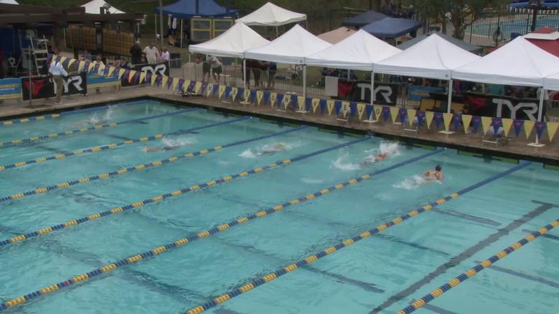 Women's 200 Medley Heat 13 - 2012 Mission Viejo Swim Meet of Champions