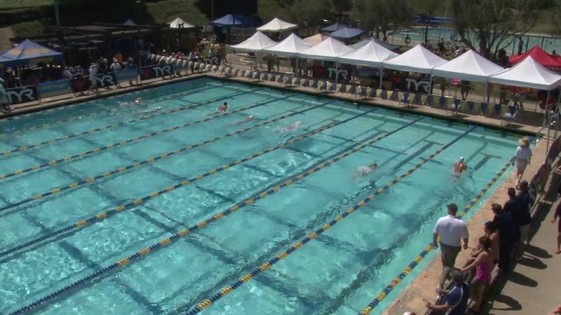 Men's 200 Butterfly Heat 02 - 2012 Mission Viejo Swim Meet of Champions
