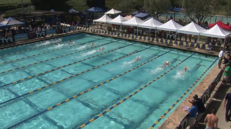 Men's 200 Freestyle Heat 14 - 2012 Mission Viejo Swim Meet of Champions